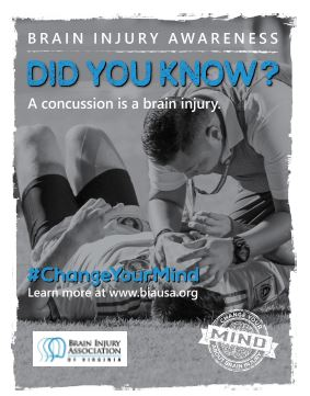 Concussion Brain Injury Association Of Virginia