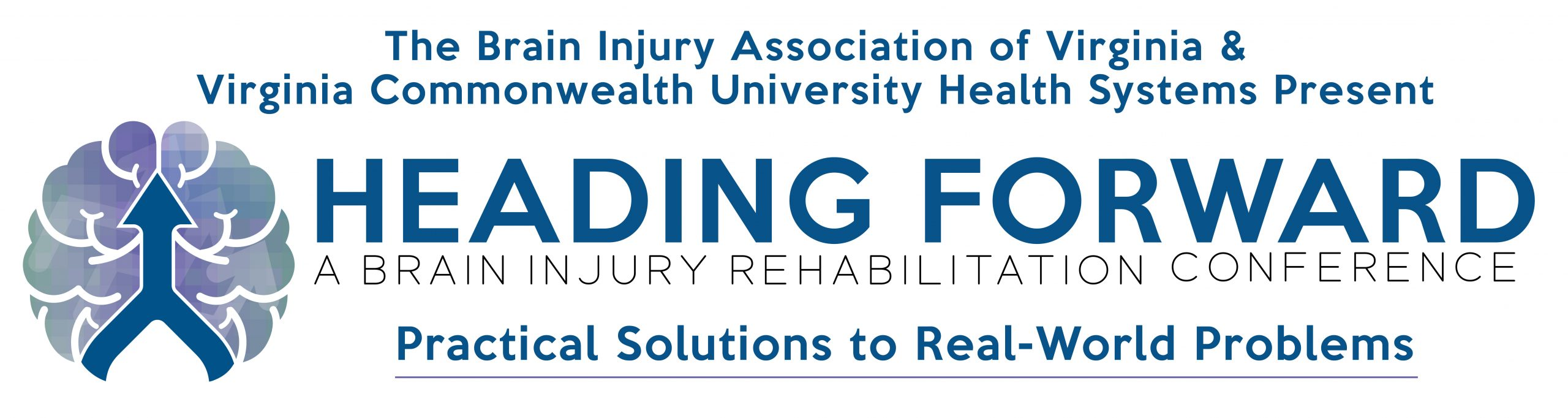 Heading Forward Together Logo - Brain Injury Rehabilitation Conference