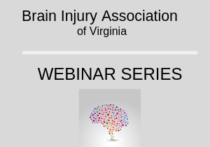 webinar Brain Injury Association